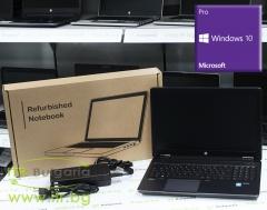 HP ZBook 15 G1 А клас Intel Core i7 4600M 2900MHz 4MB 8192MB So Dimm DDR3L 128 GB 2.5 Inch SSD Slim DVD RW 15.6 1920x1080 Full HD 16:9 с инсталиран Windows 10 Pro   Finger Print Camera DisplayPort Thunderbolt