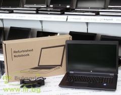 HP ZBook 17 G2 А клас Intel Core i5 4340M 2900MHz 3MB 16GB So Dimm DDR3L 256 GB 2.5 Inch SSD NO OD 17.3 1600x900 WSXGA 16:9  Camera DisplayPort Thunderbolt