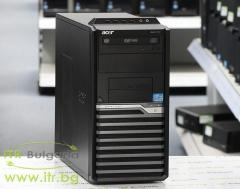 Acer Veriton M4610G А клас Intel Core i5 2400 3100Mhz 6MB 4096MB DDR3 500 GB SATA DVD RW MiniTower