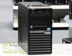 Acer Veriton M490G А клас Intel Core i3 550 3200Mhz 4MB 4096MB DDR3 250 GB SATA DVD RW MiniTower