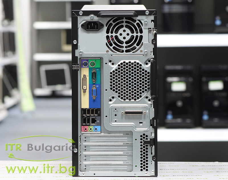 Acer Veriton M490G А клас Intel Core i3 550 3200Mhz 4MB 4096MB DDR3 250 GB SATA DVD-RW MiniTower