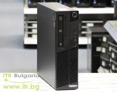 Lenovo ThinkCentre M79 А клас AMD A4 6300B 3700Mhz 1MB 4096MB DDR3 128 GB SATA NO OD Slim Desktop
