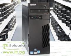 Lenovo ThinkCentre M71e А клас Intel Core i3 2120 3300Mhz 3MB 4096MB DDR3 320 GB SATA DVD RW MiniTower