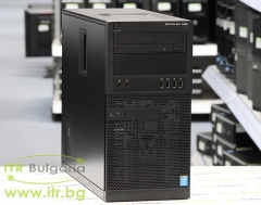 DELL OptiPlex XE2 А клас Intel Core i5 4570S 2900Mhz 6MB 4096MB DDR3 500 GB SATA DVD RW MiniTower