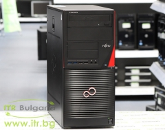 Fujitsu Celsius W530 А клас Intel Core i3 4160 3600MHz 3MB 8192MB DDR3 1 бр. 500 GB 3.5 SATA DVD MiniTower