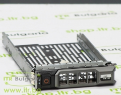 Твърди дискове за сървъри и работни станции-DELL-SAS-SATAu-3.5-HDD-Tray-Caddy-for-PowerEdge-R610-R710-T610-T710-А-клас