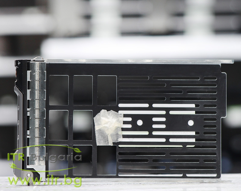 """DELL SAS SATAu 3.5"""" HDD Tray Caddy for PowerEdge R610 R710 T610 T710 А клас 0F238F for Server"""