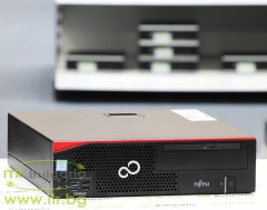 Fujitsu Esprimo D556 А клас Intel Core i3 6100 3700MHz 3MB 8192MB DDR4 500 GB SATA NO OD Slim Desktop
