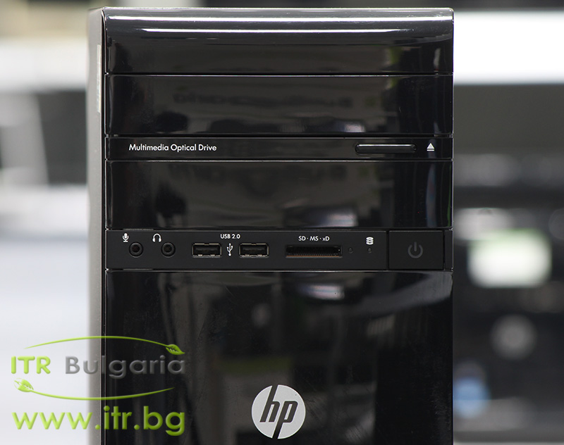 HP 600B MT А клас Intel Core i3 3220T 2800MHz 3MB 4096MB DDR3 500 GB SATA DVD-RW MiniTower  Card Reader