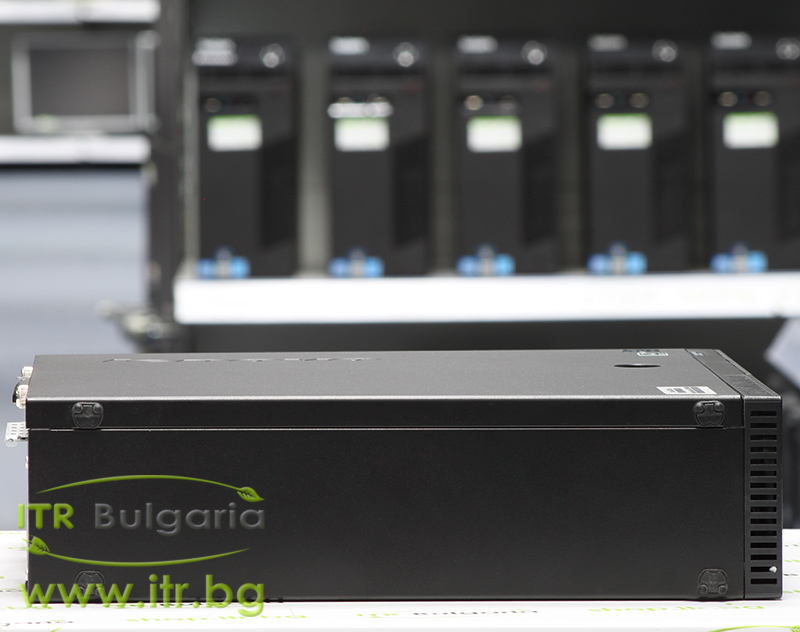 Lenovo ThinkCentre M83 А клас Intel Core i3 4130 3400MHz 3MB 4096MB DDR3 500 GB SATA NO OD Slim Desktop