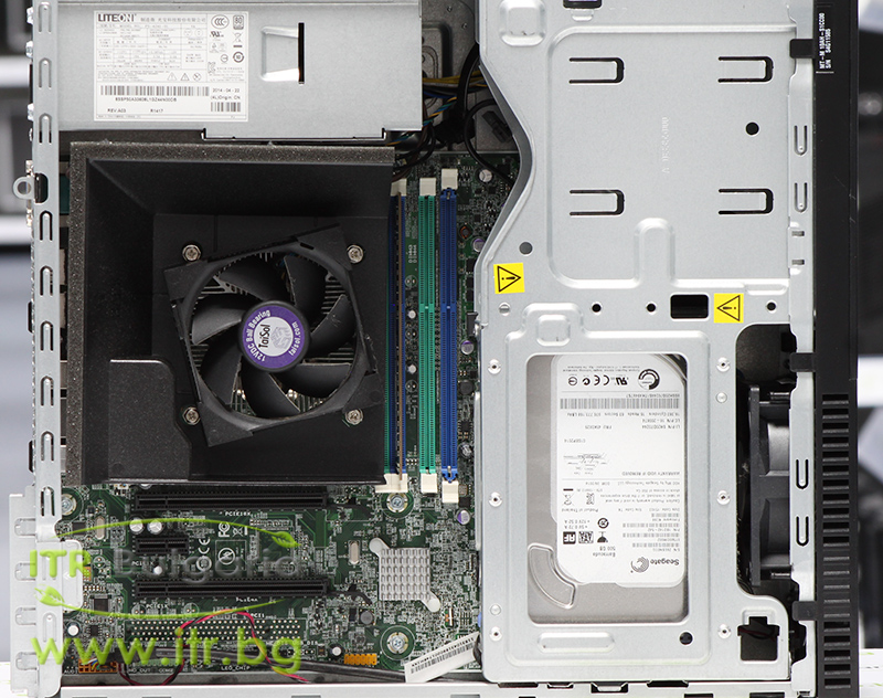 Lenovo ThinkCentre M83 А клас Intel Core i5 4570 3200MHz 6MB 4096MB DDR3 500 GB SATA DVD-RW Slim Desktop
