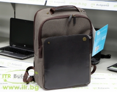 HP Executive Brown Backpack Нов 15.6 P6N22AA for Notebook