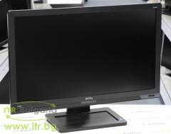 BenQ BL2400PT А клас 24 VGA DVI 1920x1080 Full HD 16:9 Black TCO 5.0 Stereo Speakers DisplayPort