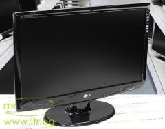 LG W2243T А клас 21.5 VGA DVI 1920x1080 Full HD 16:9 Black TCO03